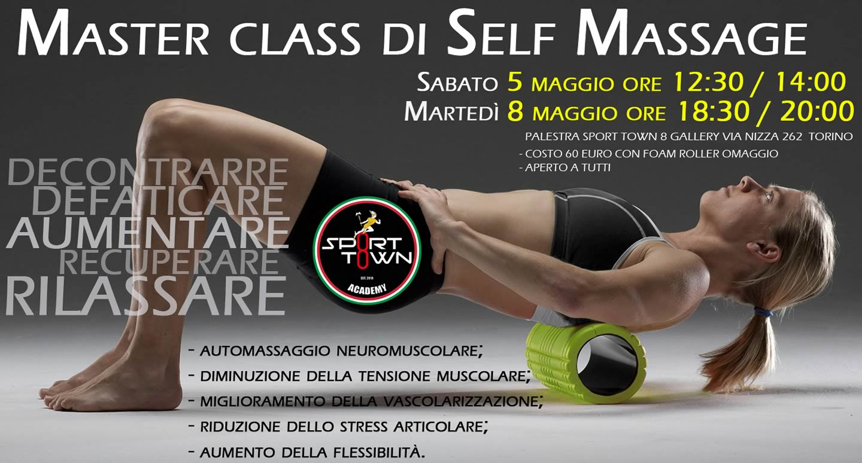 corso self massage